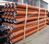 GOFRI KAN PP е най-новият продукт на ПЛАСТЕК в областта на канализацията